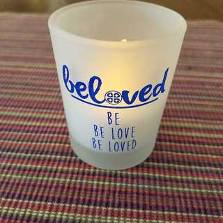 Votive Candle Beloved